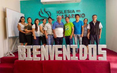 Capacitación y visitas MNC Perú