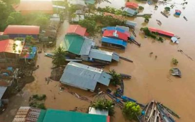 La iglesia se moviliza para proveer ayuda frente a las inundaciones en Madre de Dios, Perú